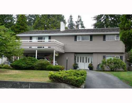 Main Photo: 909 THERMAL Drive in Coquitlam: Home for sale : MLS®# V772774