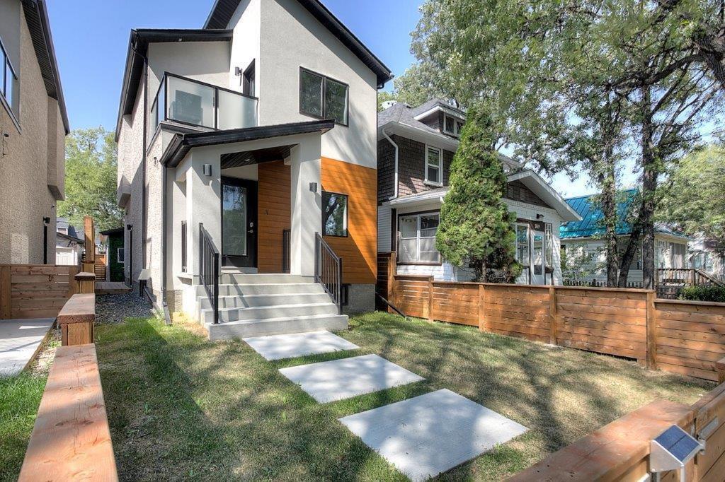 Main Photo: 751 Garwood Avenue in Winnipeg: Crescentwood Residential for sale (1B)  : MLS®# 202006149
