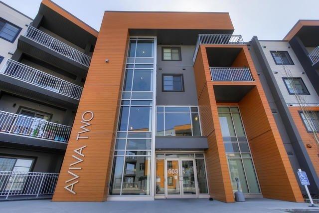 Main Photo: 234 503 Albany Way in Edmonton: Zone 27 Condo for sale : MLS®# E4201650