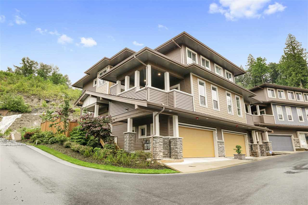 "Main Photo: 44 10480 248 Street in Maple Ridge: Thornhill MR Townhouse for sale in ""Terraces III"" : MLS®# R2465876"