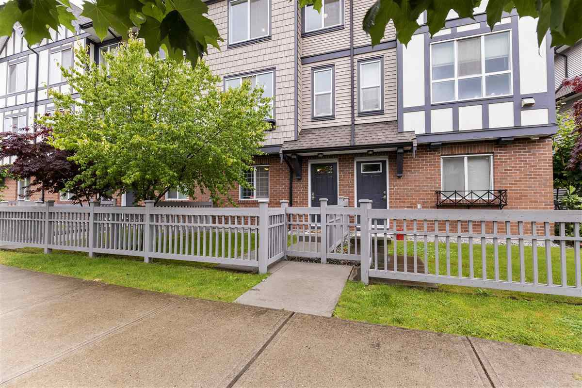 Photo 1: Photos: 9 9566 TOMICKI AVENUE in Richmond: West Cambie Townhouse for sale : MLS®# R2472184