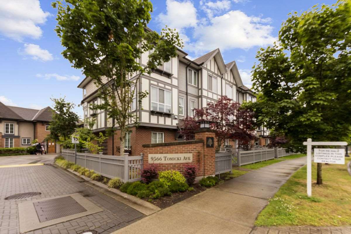 Photo 32: Photos: 9 9566 TOMICKI AVENUE in Richmond: West Cambie Townhouse for sale : MLS®# R2472184