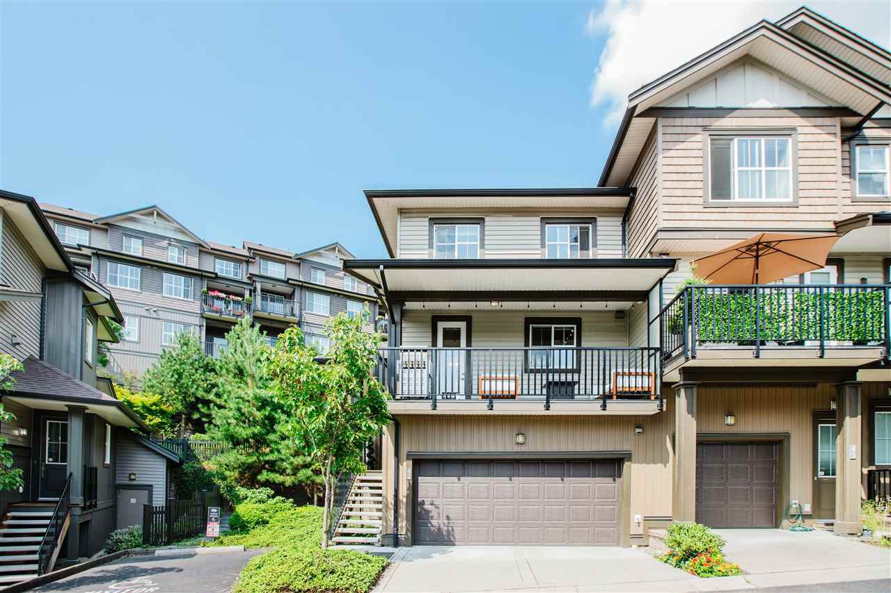 Main Photo: 42 11176 GILKER HILL Road in Maple Ridge: Cottonwood MR Townhouse for sale : MLS®# R2486862