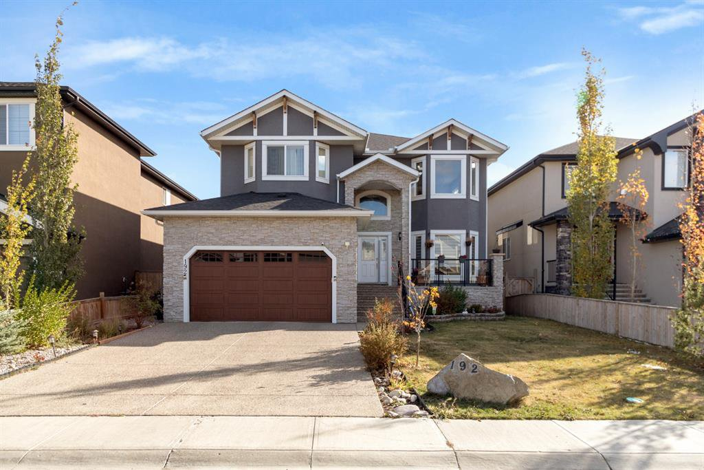 Main Photo: 192 Kinniburgh Circle: Chestermere Detached for sale : MLS®# A1042831