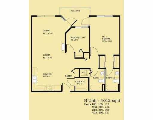 "Main Photo: 212 22255 122ND AV in Maple Ridge: West Central Condo for sale in ""MAGNOLIA GATE"" : MLS®# V580281"