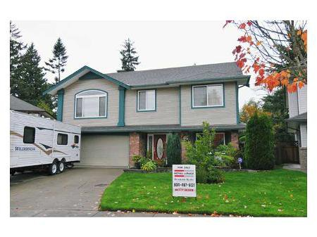 Main Photo: 23805 114A AV in Maple Ridge: House for sale : MLS®# V856294