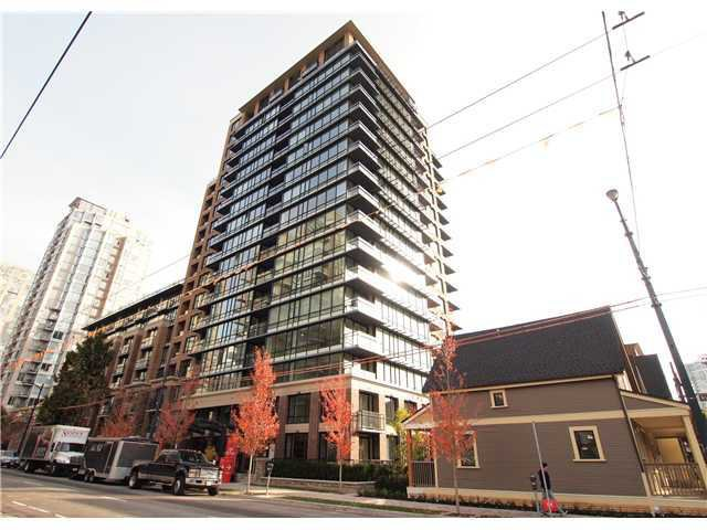 Main Photo: 808 1088 Richards Street in Vancouver: Downtown Condo for sale (Vancouver West)  : MLS®# v928946
