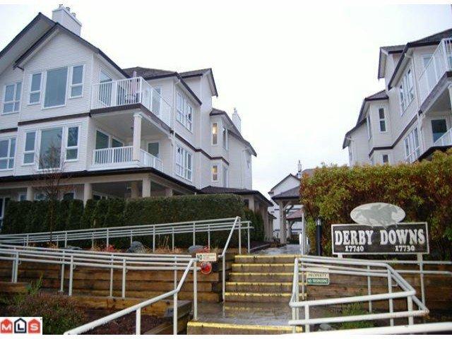 Main Photo: 307 17740 58A Avenue in Surrey: Cloverdale BC Condo for sale : MLS®# F1202400
