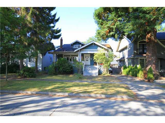 Photo 2: Photos: 3695 W 34TH Avenue in Vancouver: Dunbar House for sale (Vancouver West)  : MLS®# V970995