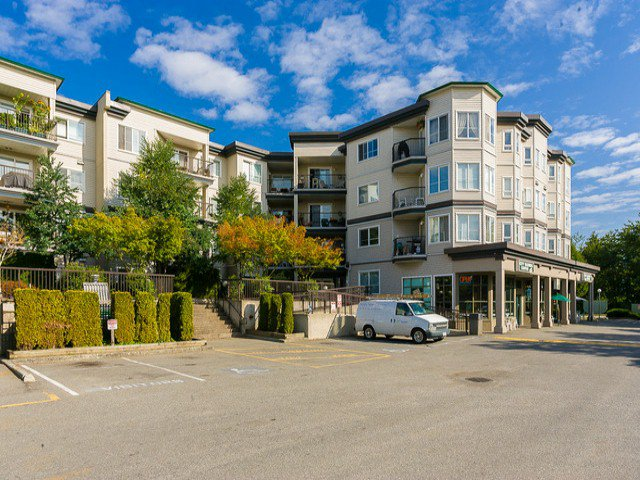 Main Photo: 414 5765 GLOVER Road in Langley: Langley City Condo for sale : MLS®# F1402300