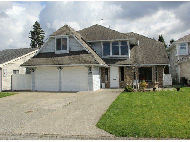 """Main Photo: 5106 209A Street in Langley: Langley City House for sale in """"Newlands"""" : MLS®# F1408184"""