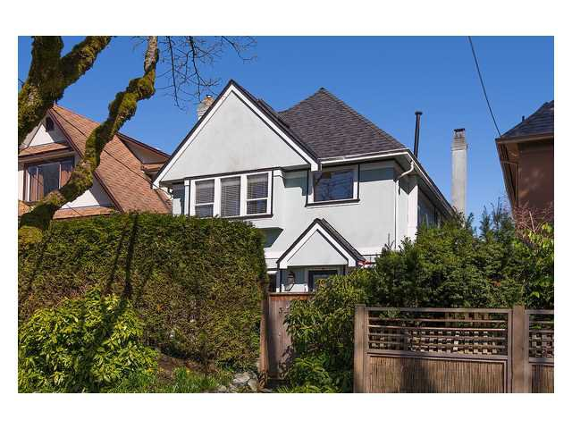 Main Photo: 3111 W 6TH Avenue in Vancouver: Kitsilano 1/2 Duplex for sale (Vancouver West)  : MLS®# V1057939