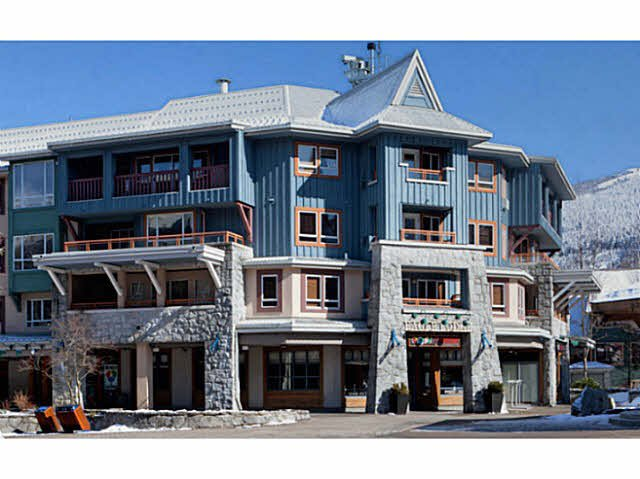 "Main Photo: 337 4314 MAIN Street in Whistler: Whistler Village Condo for sale in ""WHISTLER TOWN PLAZA - EAGLE LODGE"" : MLS®# V1106108"