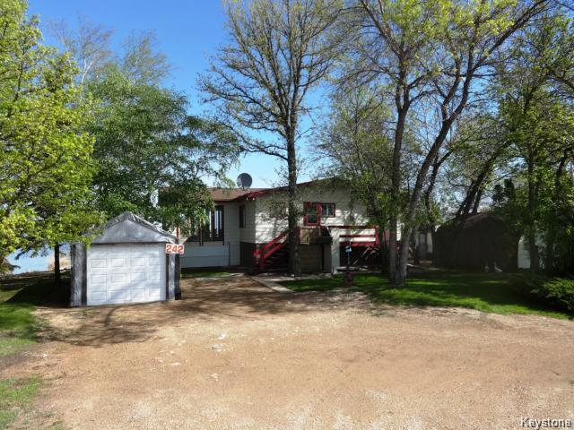 Main Photo: 242 Campbell Avenue East in RMOFOCHRERIVER: Manitoba Other Residential for sale : MLS®# 1508008