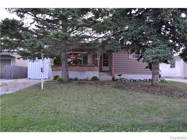 Main Photo: 7 Brebeuf Road in WINNIPEG: Windsor Park / Southdale / Island Lakes Residential for sale (South East Winnipeg)  : MLS®# 1520810