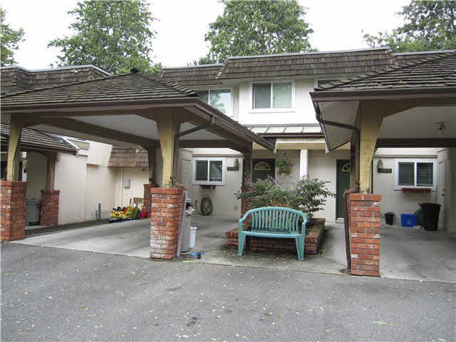 """Main Photo: 22735 GILLEY Avenue in Maple Ridge: East Central Townhouse for sale in """"CEDAR GROVE"""" : MLS®# V1142019"""
