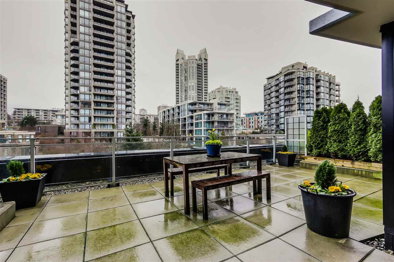 "Photo 6: Photos: 407 155 W 1 Street in North Vancouver: Lower Lonsdale Condo for sale in ""Time East"" : MLS®# R2031925"