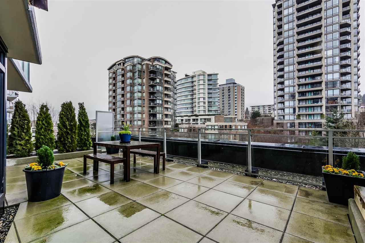 "Photo 7: Photos: 407 155 W 1 Street in North Vancouver: Lower Lonsdale Condo for sale in ""Time East"" : MLS®# R2031925"