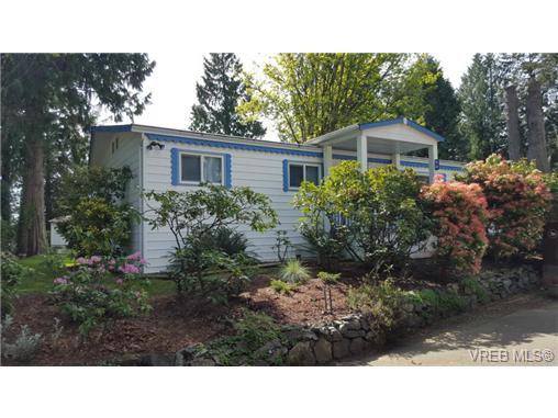 Main Photo: 50 5838 Blythwood Rd in SOOKE: Sk Saseenos Manufactured Home for sale (Sooke)  : MLS®# 726858