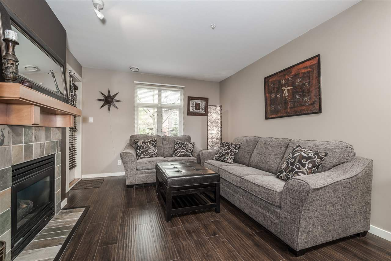 """Main Photo: 214 18 SMOKEY SMITH Place in New Westminster: GlenBrooke North Condo for sale in """"CROFTON"""" : MLS®# R2059099"""