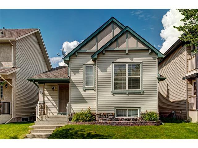 Main Photo: 143 ELGIN Drive SE in Calgary: McKenzie Towne House for sale : MLS®# C4074776