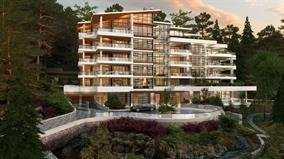 """Main Photo: 302 2958 BURFIELD Place in West Vancouver: Cypress Park Estates Condo for sale in """"THE PEAK"""" : MLS®# R2109572"""
