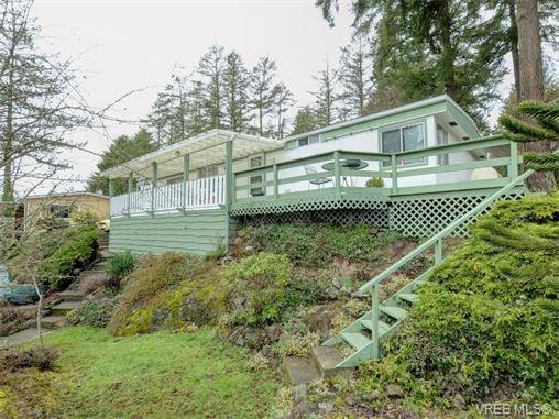 Photo 18: Photos: 39 5838 Blythwood Rd in SOOKE: Sk Saseenos Manufactured Home for sale (Sooke)  : MLS®# 750889