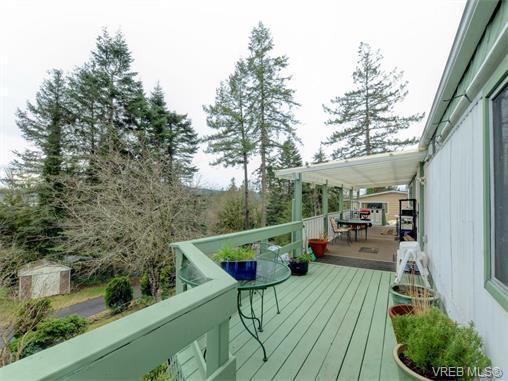 Photo 19: Photos: 39 5838 Blythwood Rd in SOOKE: Sk Saseenos Manufactured Home for sale (Sooke)  : MLS®# 750889