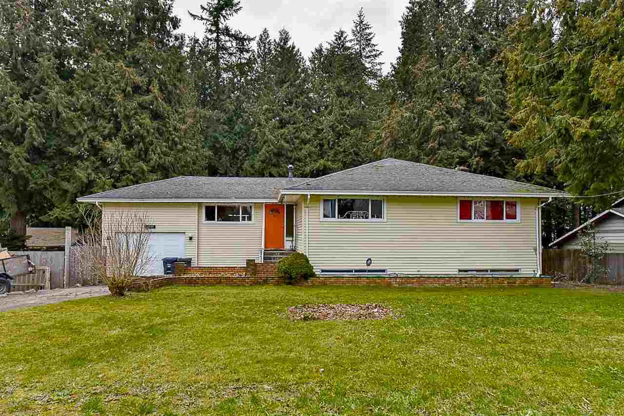 Main Photo: 12768 60 Avenue in Surrey: Panorama Ridge House for sale : MLS®# R2149274
