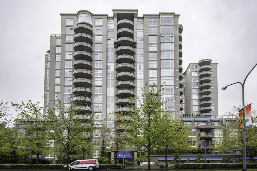 Main Photo: 502 8460 GRANVILLE AVENUE in Richmond: Brighouse South Condo for sale : MLS®# R2165650