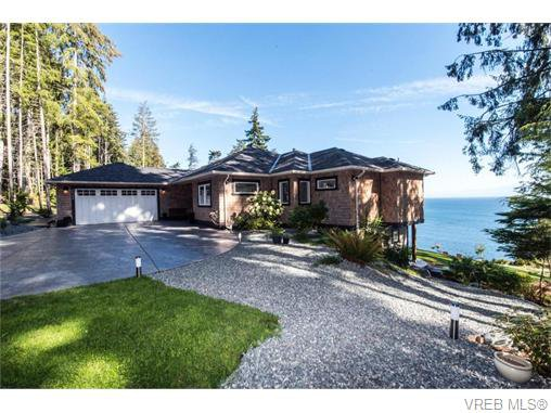 Main Photo: 2442 Lighthouse Point Road in SHIRLEY: Sk Sheringham Pnt Single Family Detached for sale (Sooke)  : MLS®# 370173