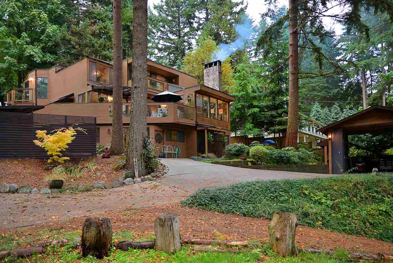 Main Photo: 1277 GOWER POINT Road in Gibsons: Gibsons & Area House for sale (Sunshine Coast)  : MLS®# R2216924