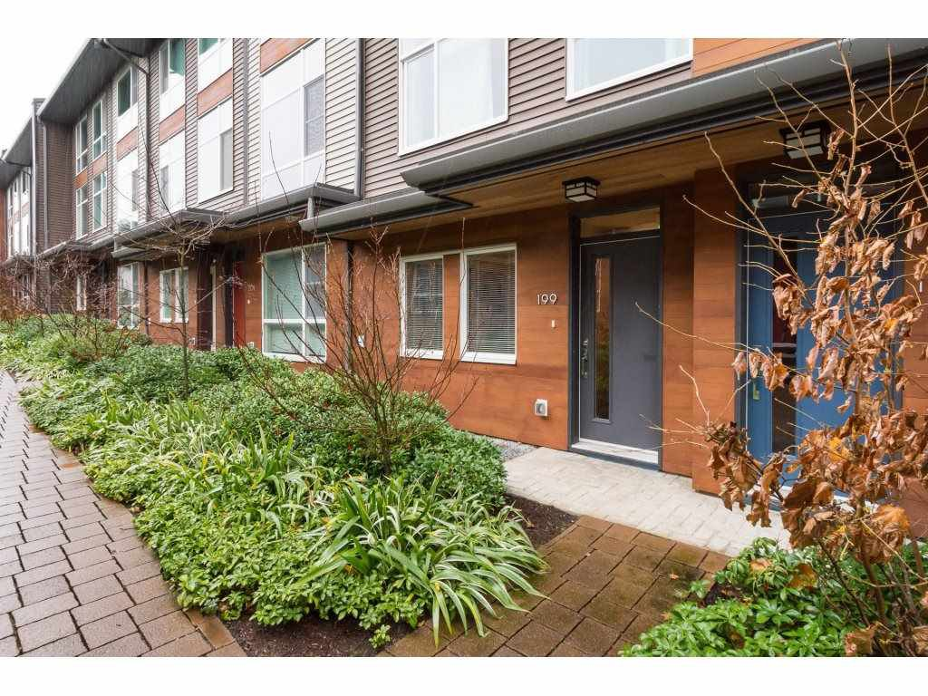 """Main Photo: 199 2228 162 Street in Surrey: Grandview Surrey Townhouse for sale in """"BREEZE"""" (South Surrey White Rock)  : MLS®# R2226110"""