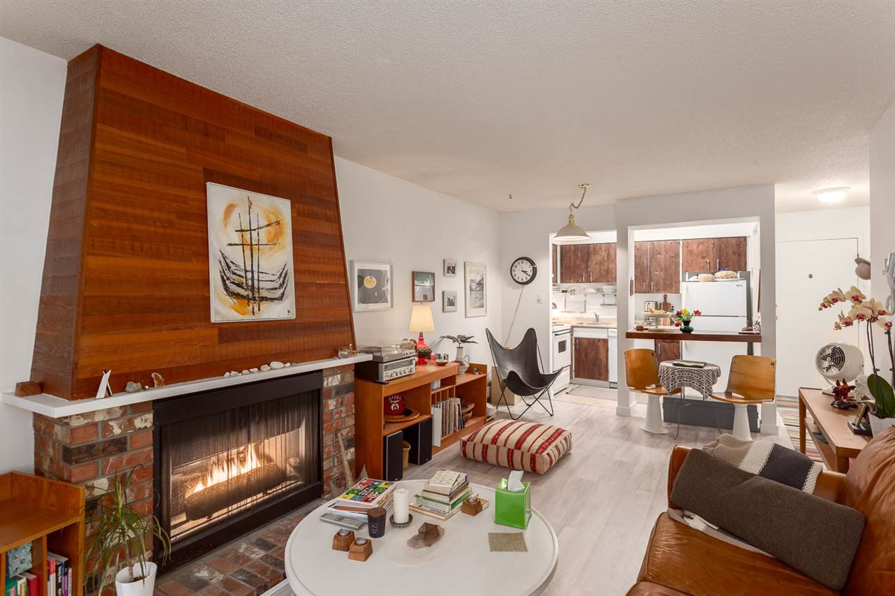 Main Photo: 206 3150 Prince Edward Street in Vancouver: Mount Pleasant VE Condo for sale (Vancouver East)  : MLS®# R2216312
