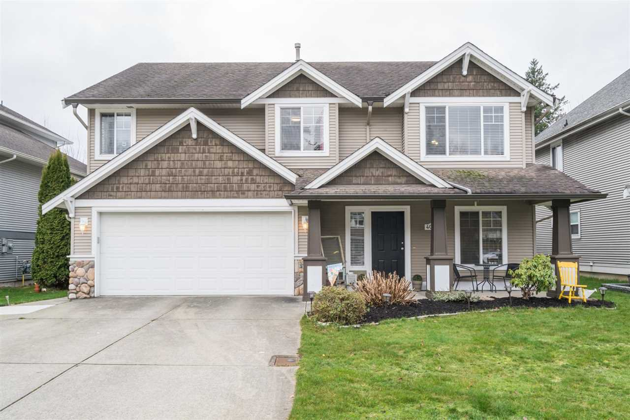 Main Photo: 4057 CHANNEL Street in Abbotsford: Abbotsford East House for sale : MLS®# R2239020