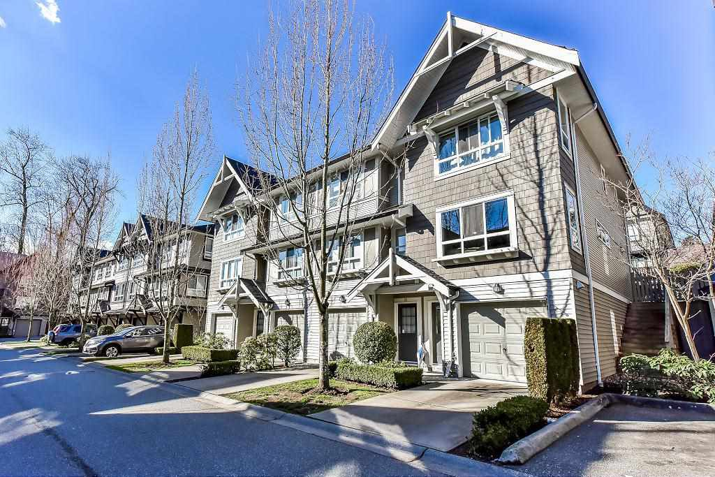 "Main Photo: 36 6747 203 Street in Langley: Willoughby Heights Townhouse for sale in ""SAGEBROOK"" : MLS®# R2247574"