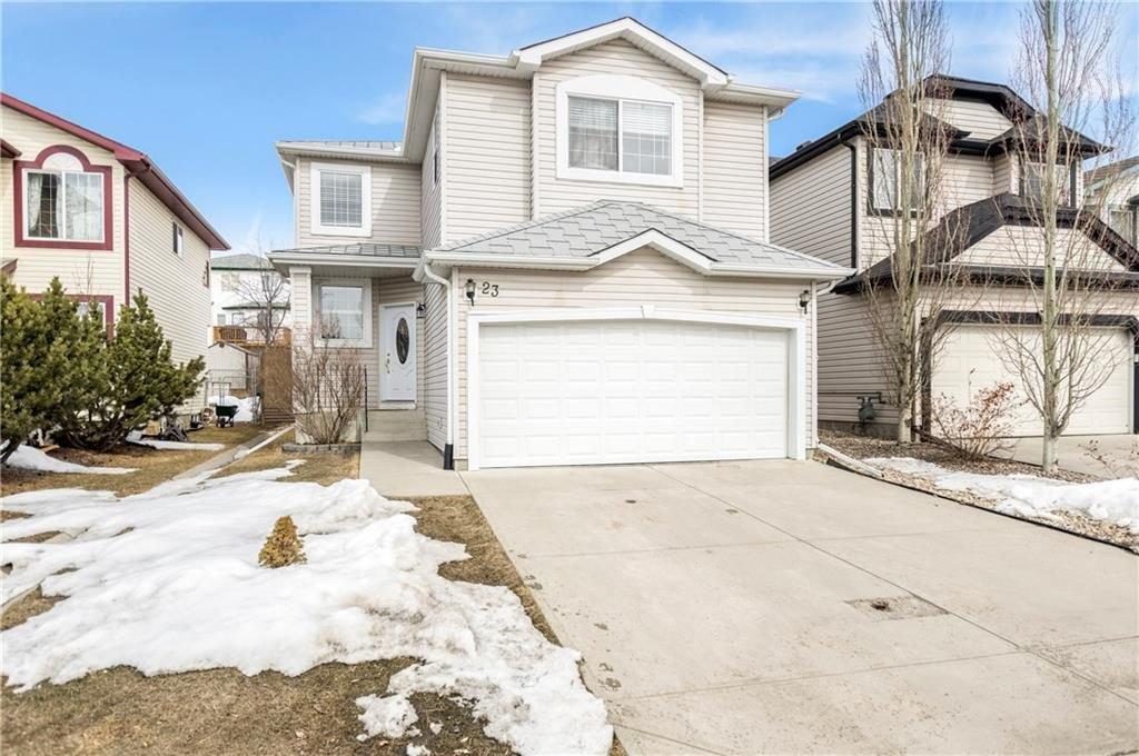 Main Photo: 23 TUSCARORA Way NW in Calgary: Tuscany House for sale : MLS®# C4174470