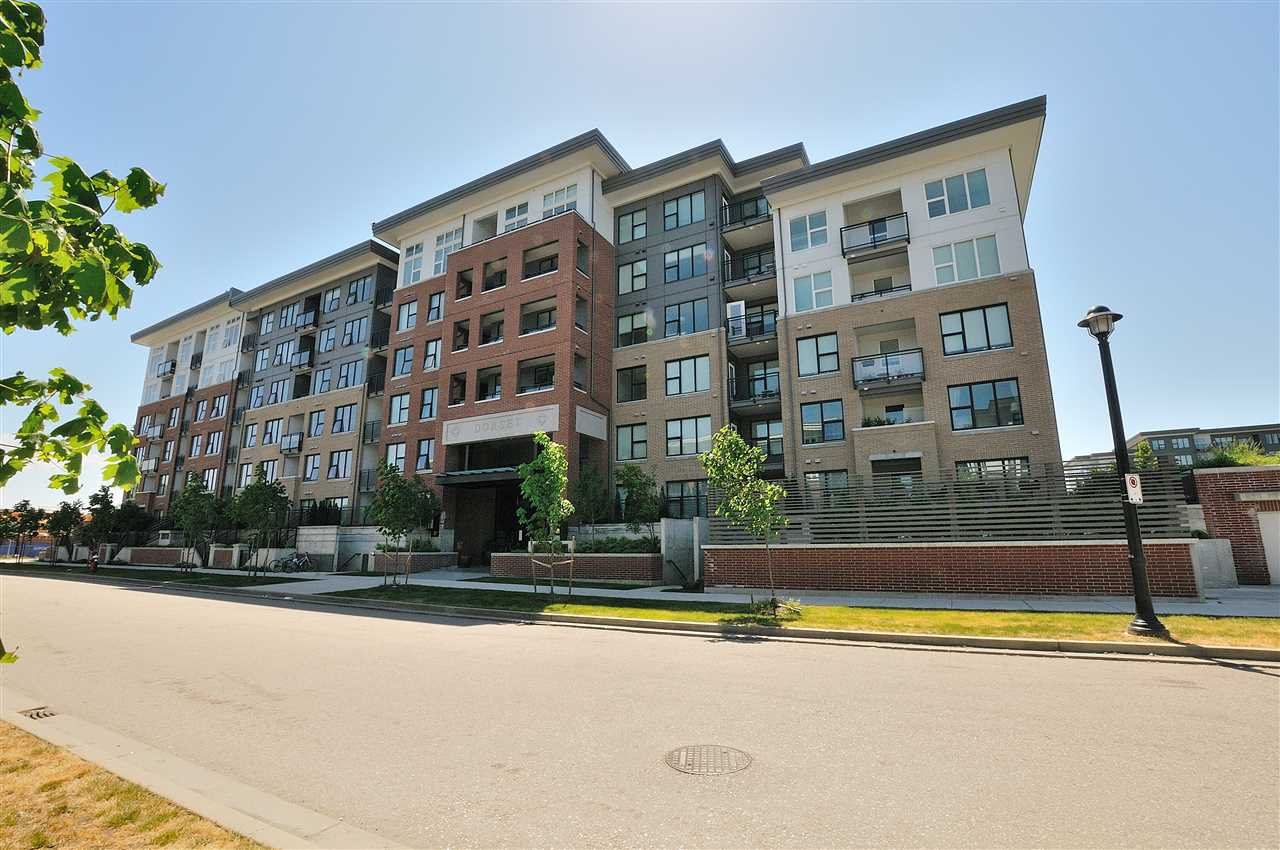 """Main Photo: 418 9388 TOMICKI Avenue in Richmond: West Cambie Condo for sale in """"ALEXANDRA COURT"""" : MLS®# R2274725"""