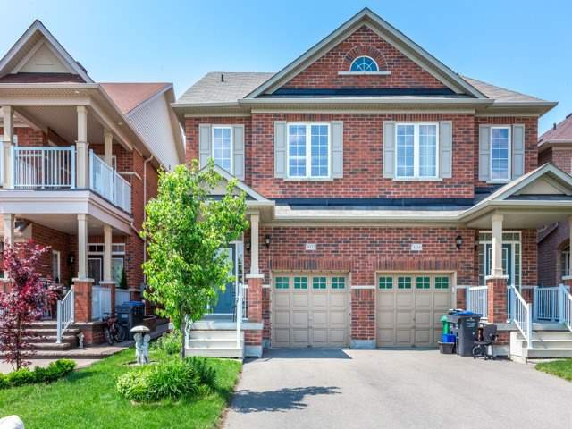 Main Photo: 4332 Trail Blazer Way in Mississauga: Hurontario House (2-Storey) for sale : MLS®# W4160308