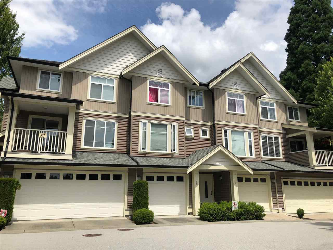 """Main Photo: 88 6575 192 Street in Surrey: Clayton Townhouse for sale in """"IXIA"""" (Cloverdale)  : MLS®# R2284472"""