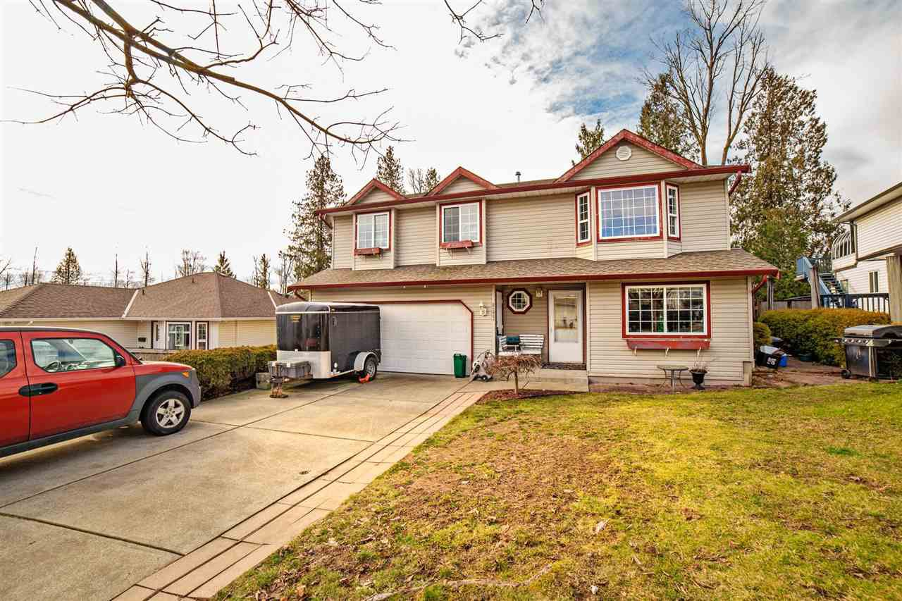 "Main Photo: 8177 DOROTHEA Court in Mission: Mission BC House for sale in ""Cherry Ridge/Hillside"" : MLS®# R2338141"