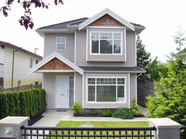 Main Photo: 782 West 69th Ave in Vancouver: Marpole Home for sale ()  : MLS®# V689906