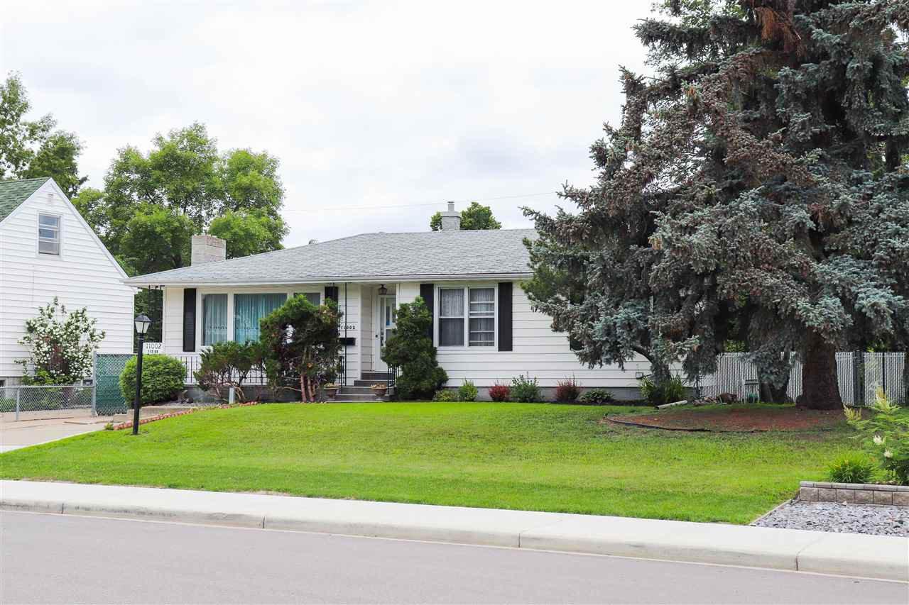 Main Photo: 11002 110 Avenue in Edmonton: Zone 08 House for sale : MLS®# E4165602