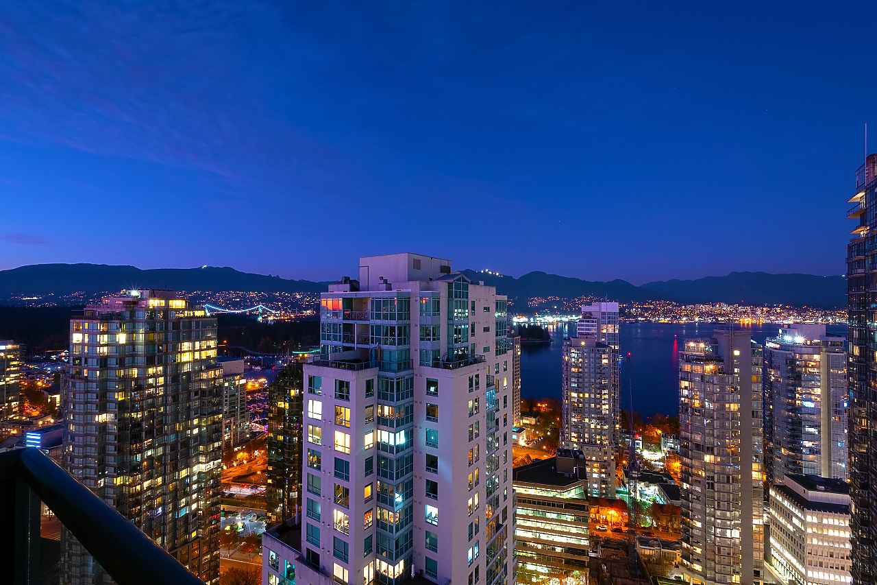 "Main Photo: 3008 1239 W GEORGIA Street in Vancouver: Coal Harbour Condo for sale in ""Venus"" (Vancouver West)  : MLS®# R2418715"