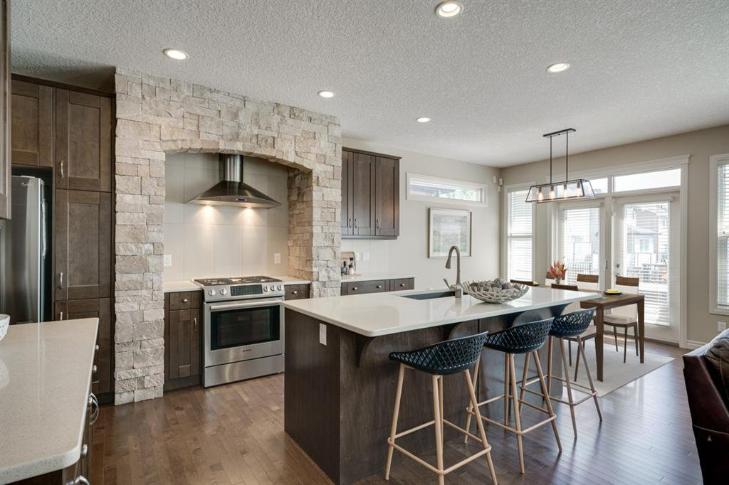 Main Photo: 37 CRANARCH Crescent SE in Calgary: Cranston Detached for sale : MLS®# A1028375