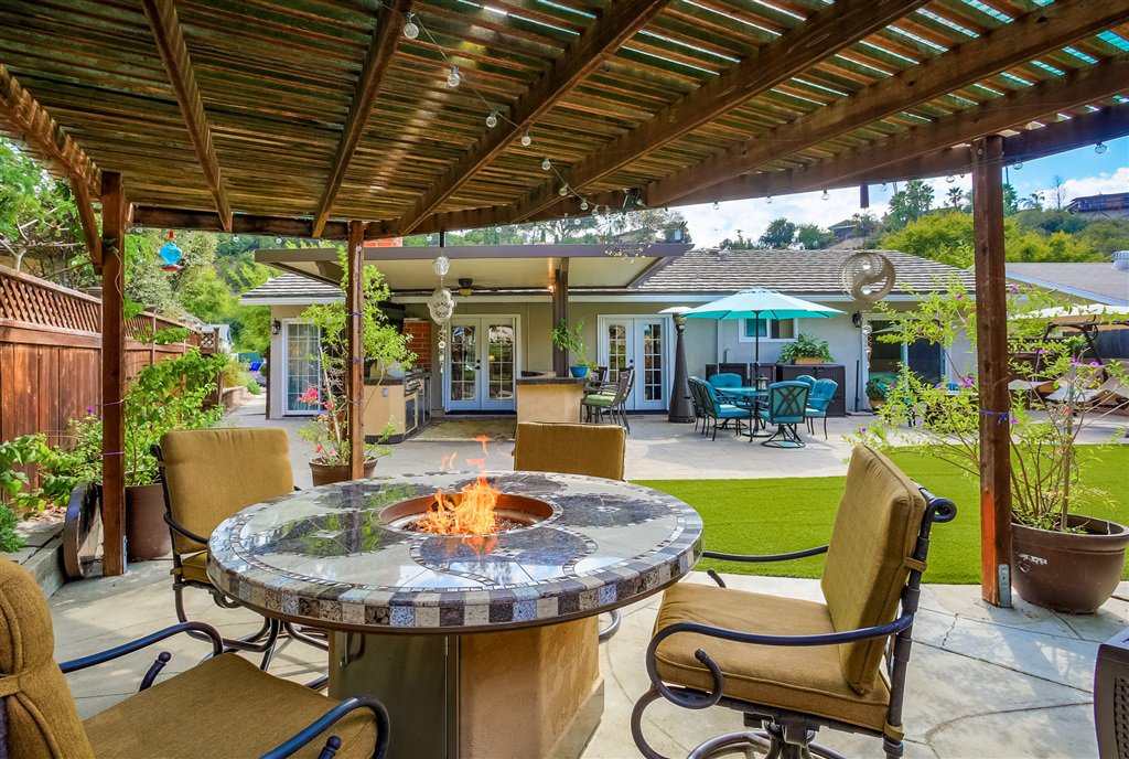 Main Photo: SAN DIEGO House for sale : 4 bedrooms : 5640 Campanile Way