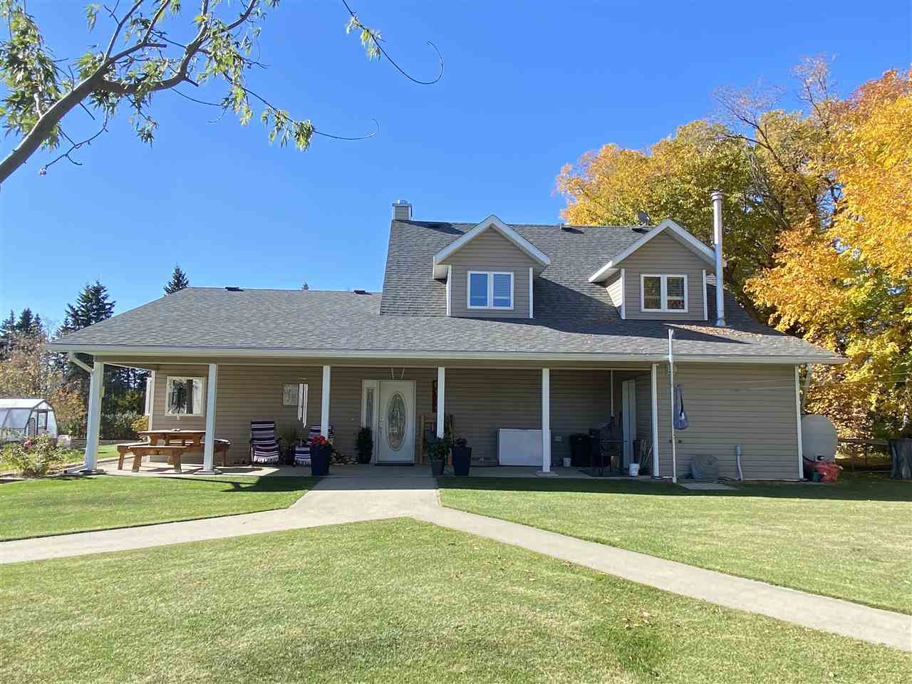 Main Photo: 59311 RR11: Rural Westlock County House for sale : MLS®# E4216269
