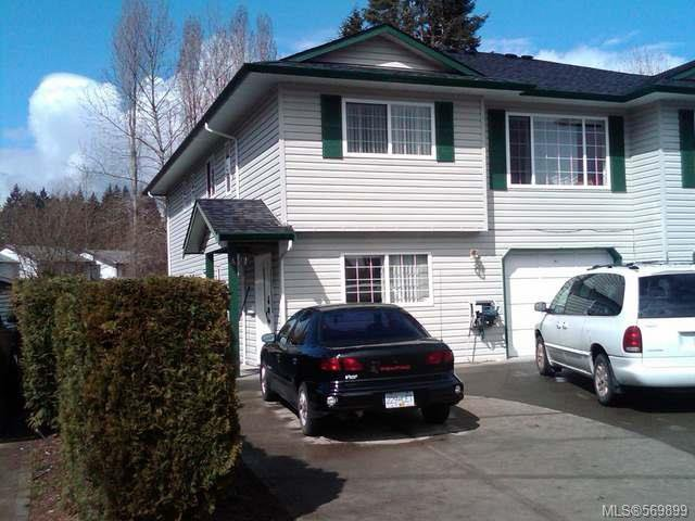 Main Photo: 1999A NOORT PLACE in COURTENAY: Z2 Courtenay City Half Duplex for sale (Zone 2 - Comox Valley)  : MLS®# 569899