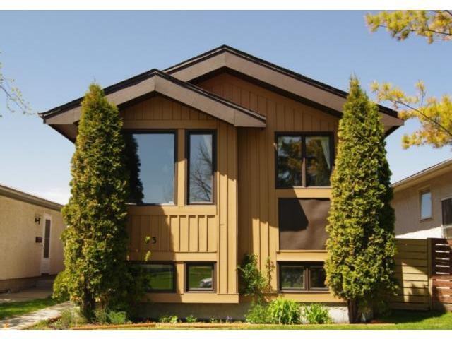 Main Photo: 53 Mapleridge Avenue in WINNIPEG: Fort Garry / Whyte Ridge / St Norbert Residential for sale (South Winnipeg)  : MLS®# 1110418