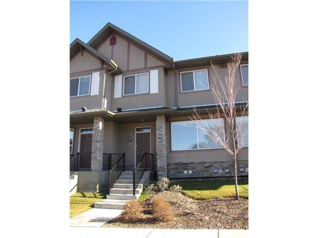 Main Photo: 223 ASPEN STONE Boulevard SW in CALGARY: Aspen Woods Residential Attached for sale (Calgary)  : MLS®# C3498572